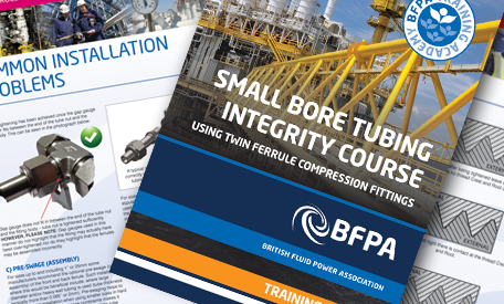 BFPA Small Bore Tubing Integrity Course
